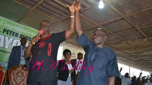 Flashback: In 2014, Fayose Vowed To Pack His Load Out Of Ekiti Govt House Together With His Deputy