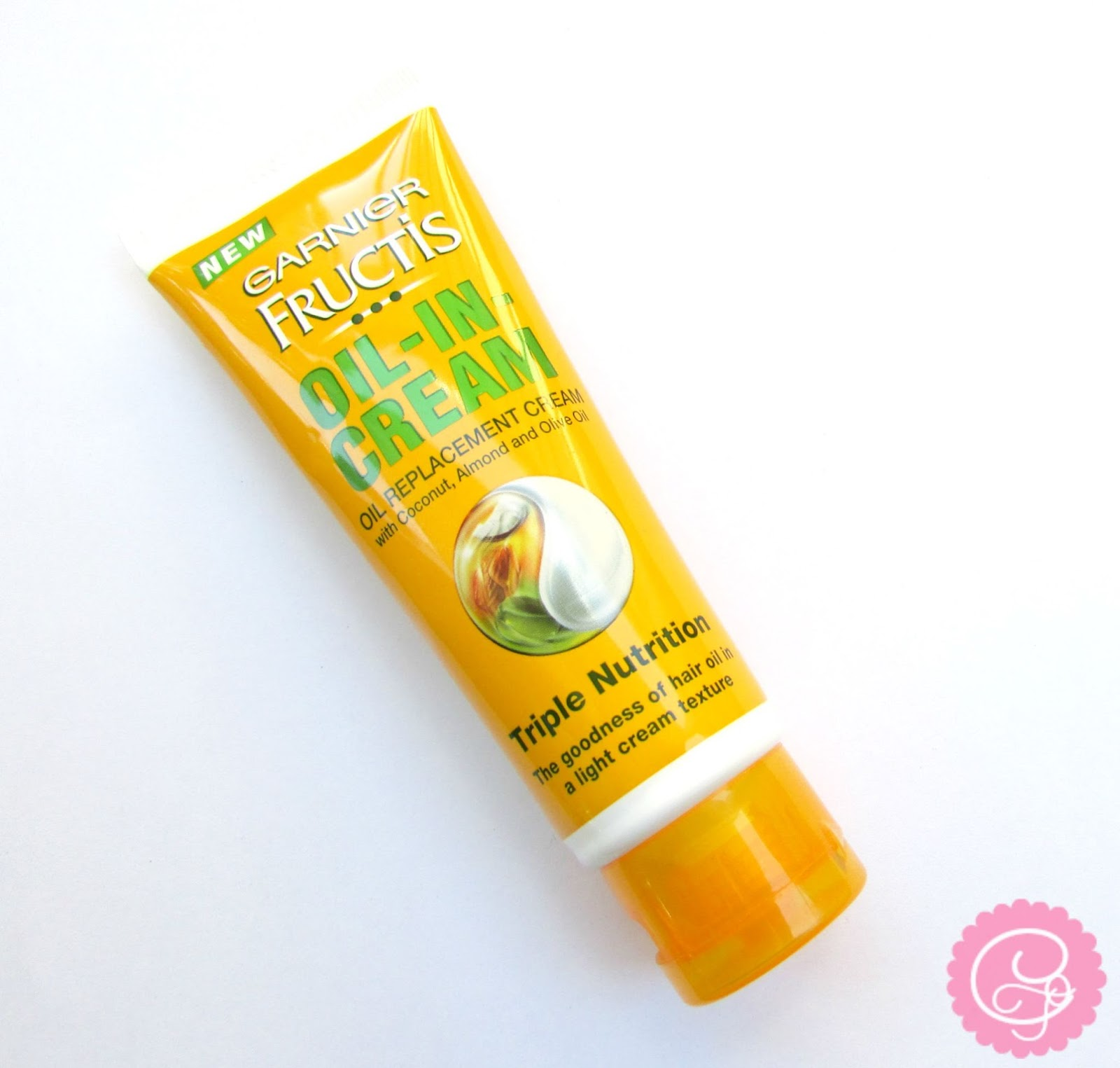 Garnier Fructis Triple Nutrition Oil-in-Cream| Review, Usage, Price