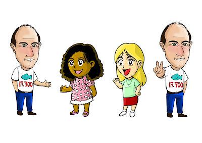 Resultado de imagem para muitos candidatos caricaturas