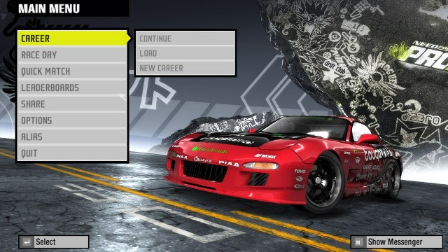Download Need for Speed ProStreet PC Games