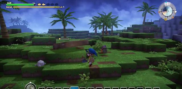 Dragon Quest Builders se acerca con su tráiler de lanzamiento