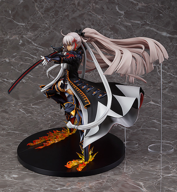 Figuras: Increible figura de Alter Ego: Okita Souji (Alter) de Fate/Grand Order - Good Smile Company