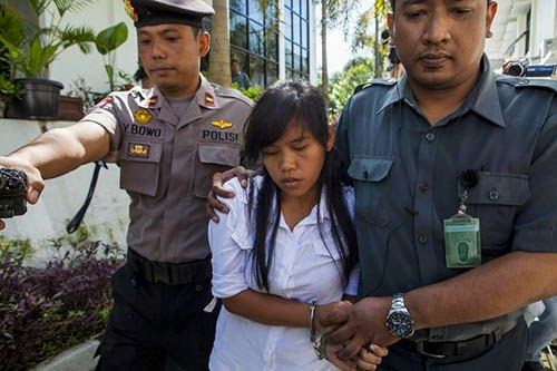 Confirmed! Mary Jane Veloso's execution has been stopped