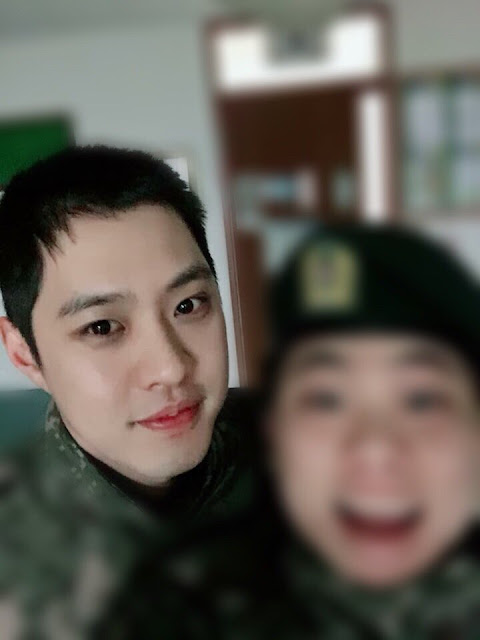 180320 [PICS] Seungho Army Photos - ONLY SEUNGHO
