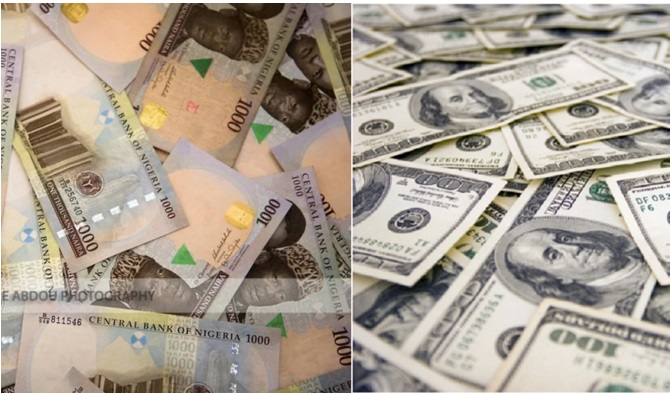 One Us Dollar To Naira Richest Man In