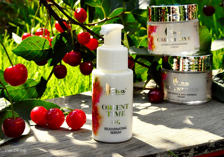 Orient Time Odmładzające serum  Ava Laboratorium recenzja