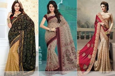 Different-Types-of-Indian-traditional-Sarees