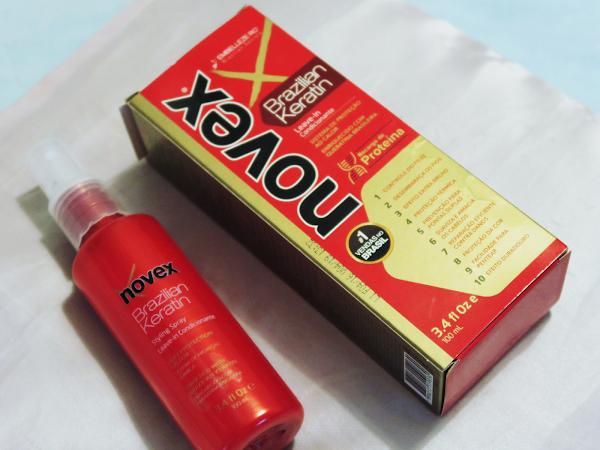 Spray 10 em 1 Novex
