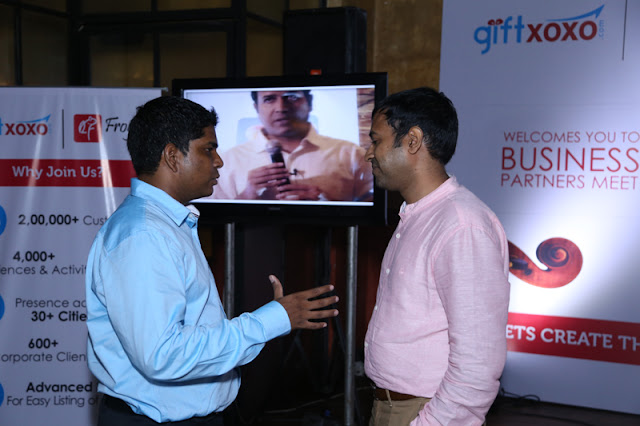 Giftxoxo Organises 3rd Business Partners Meet - Symphony