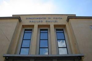 """Dipartimento di Fisica """"Galileo Galilei"""""""