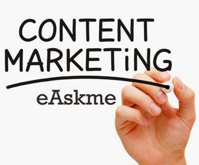 What is Content Marketing : eAskme