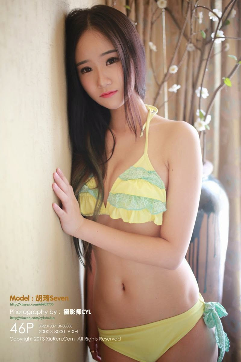 cover39 - Xiuren Girl Nude