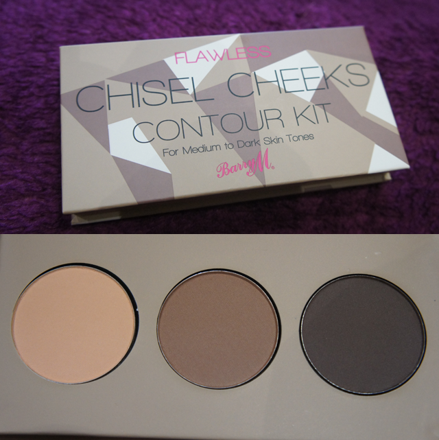 Barry M Chisel Cheeks Contour Kit For Medium To Dark Skin Tones Review
