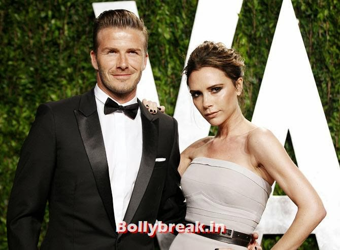 David Beckham and Victoria Beckham, The most stylish couples of 2013