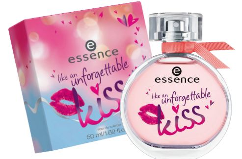 Essence Like an unforgettable kiss fragrance