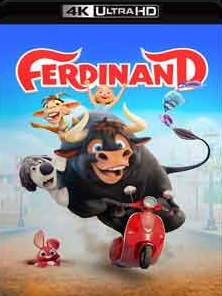 O Touro Ferdinando 2018 – Torrent Download – BluRay 4K 2160p Dublado / Dual Áudio
