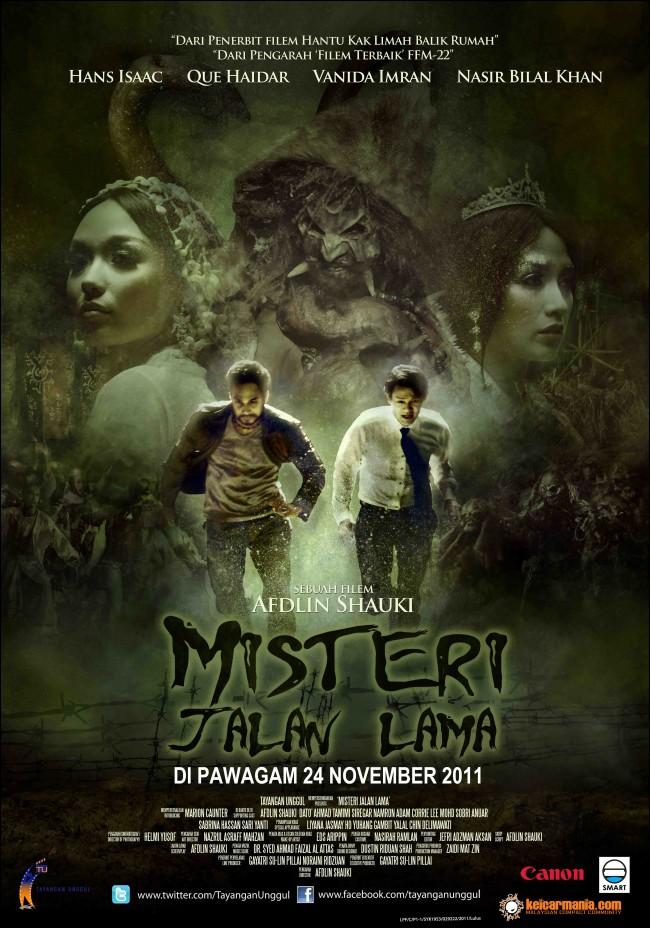 Review Filem Misteri Jalan Lama