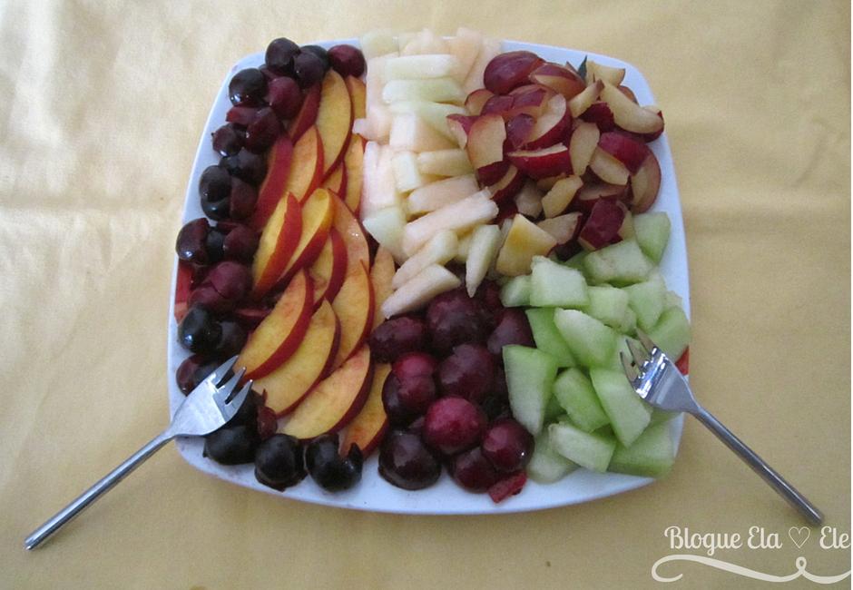 o nosso pequeno- almoço favorito + preferido + o melhor + fruta + blogue português de casal + blogue ela e ele + ele e ela + pedro e telma