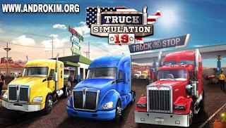 تحميل لعبة Truck Simulation 19 للاندرويد Download Truck Simulation 19 Android v0.5