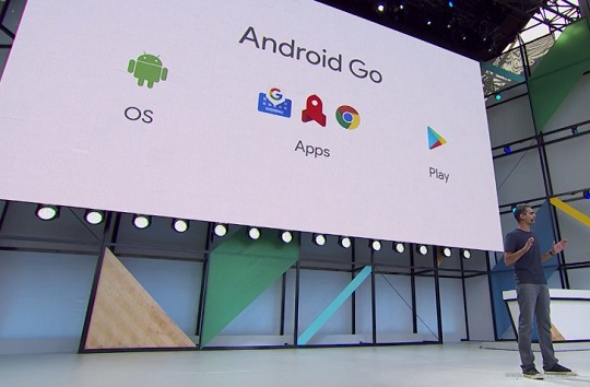Google Unveils Android Go OS for Budget Phones with 1GB RAM or Less