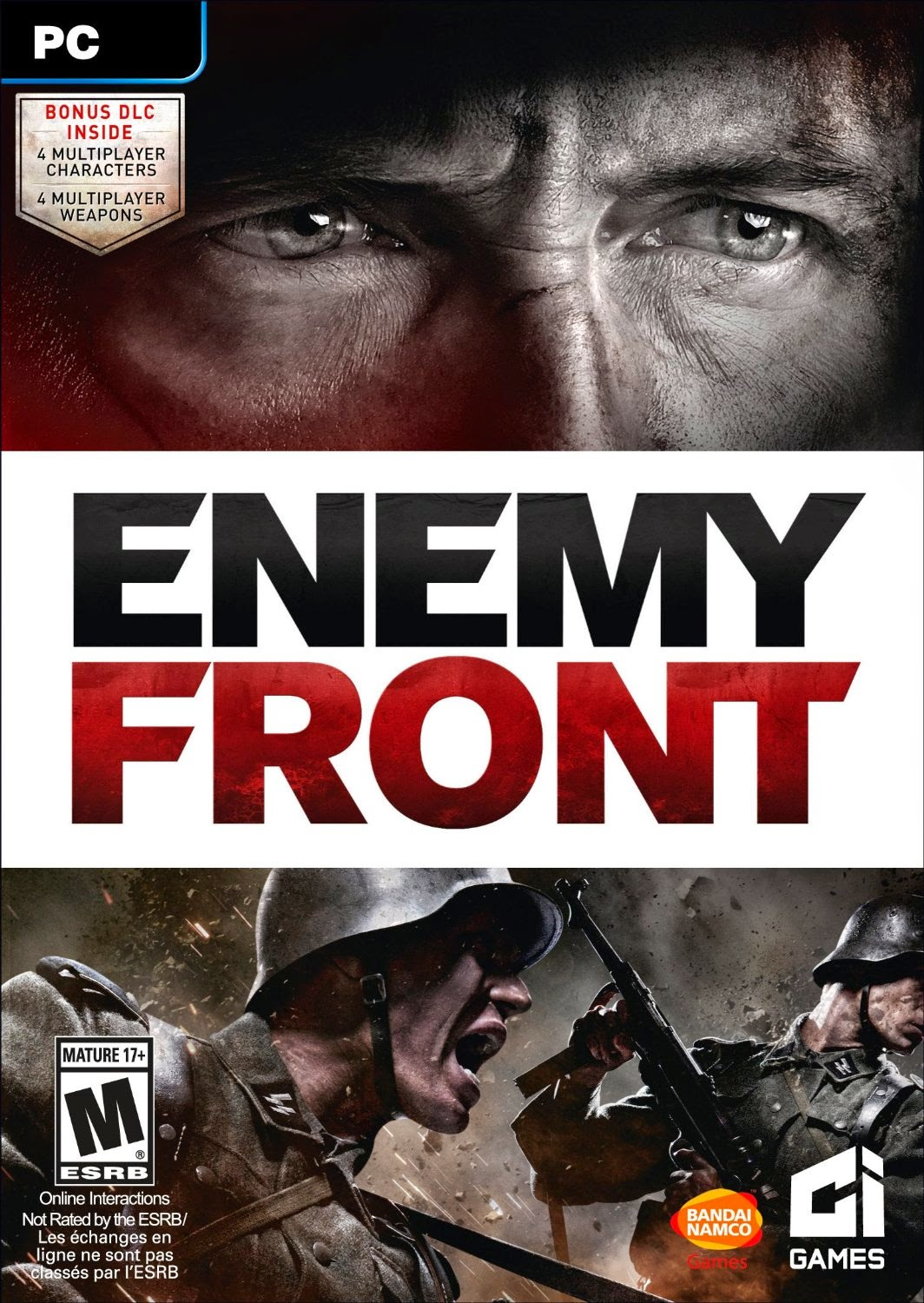 Cover Caratula Enemy Front Full PC Descargar ESPAÑOL