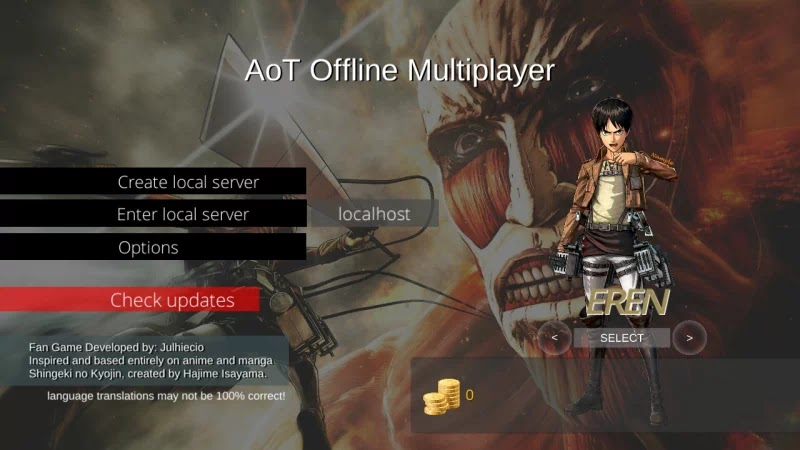 Attack on Titan Android Offline Multiplayer English Apk Latest Version
