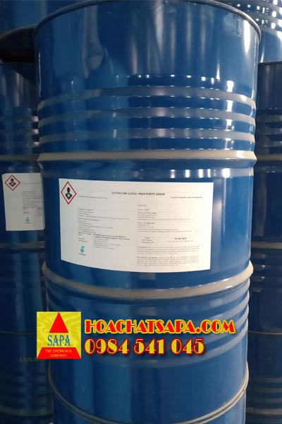 Hóa Chất SAPA | Dung môi công nghiệp trợ nghiền - Diethylene Glycol DEG