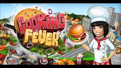 Download Game Memasak Cooking Fever