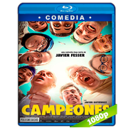 Campeones (2018) BDRip 1080p Audio Castellano