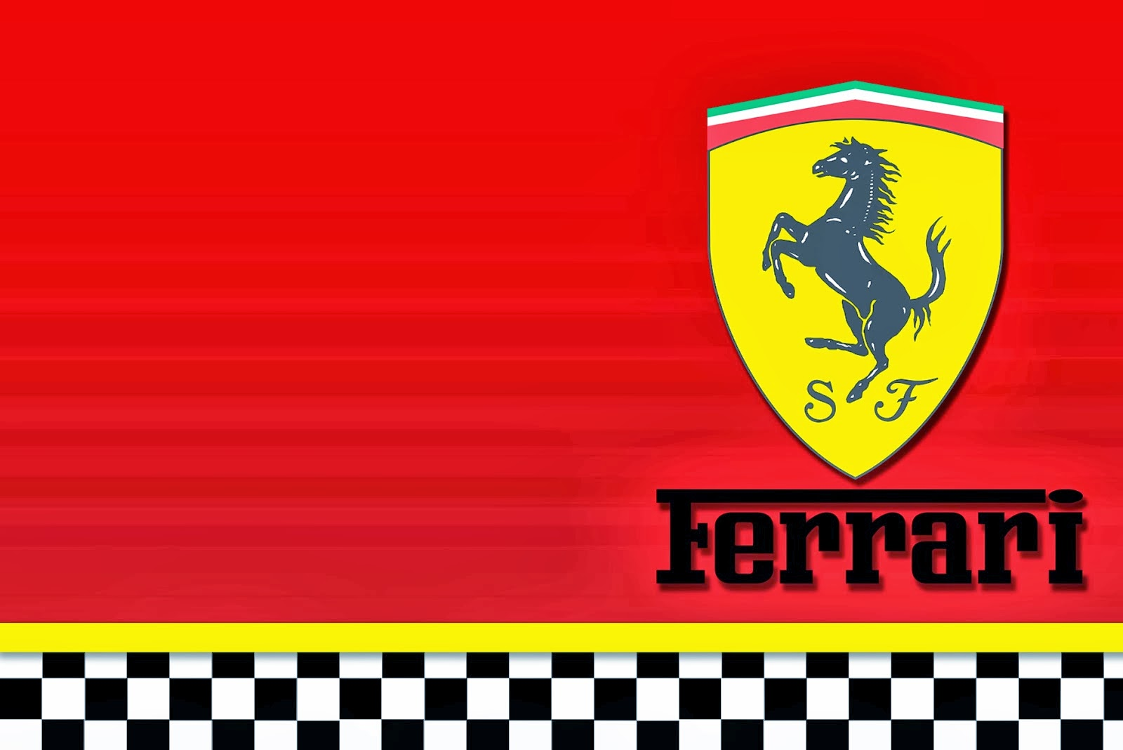 Ferrari: Free Printable Cards or Invitations. | Oh My Fiesta! in english