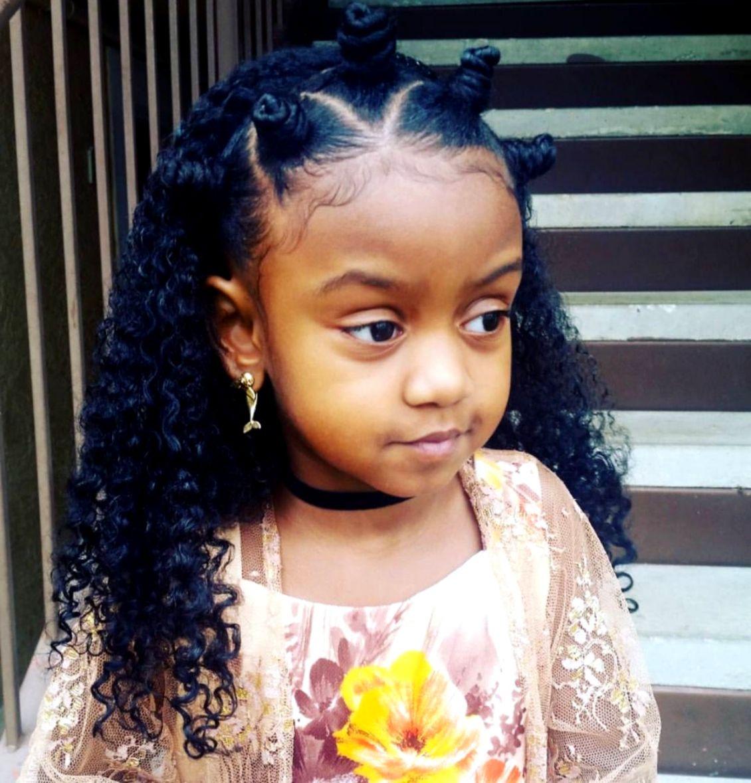 Cute Baby Girl Hairstyle Elegant Wallpapers