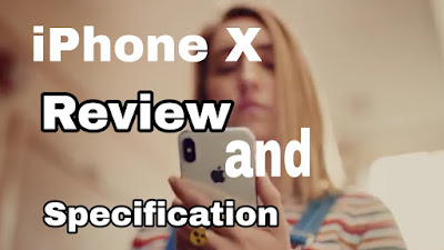 iPhone X specification