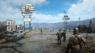 Fallout Xbox 360 Wallpaper