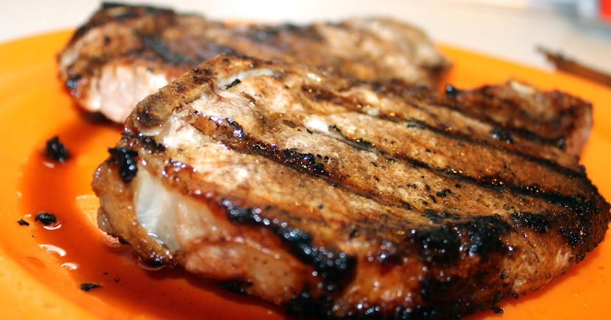 Cooking With Mary And Friends Grilled Center Cut Pork Chops