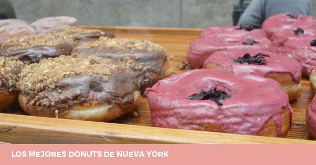 donuts de Nueva York