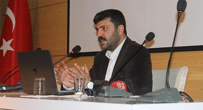 Bismil'de Medya ve Algı Yönetimi Paneli