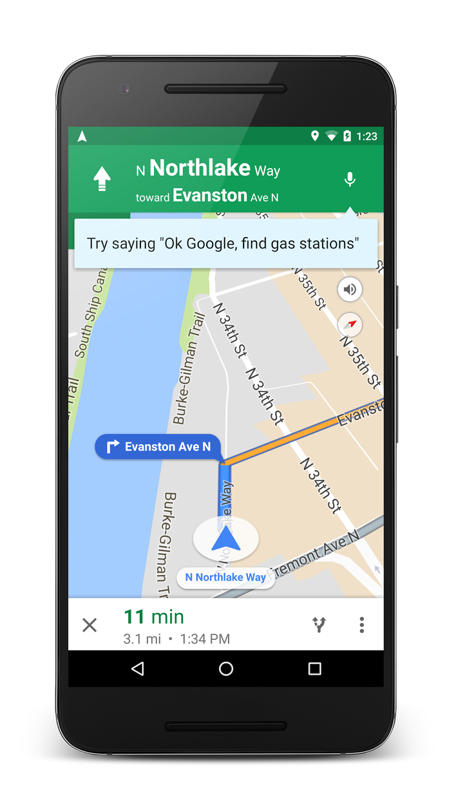 Google Lat Long: Try these new Google Maps voice commands on