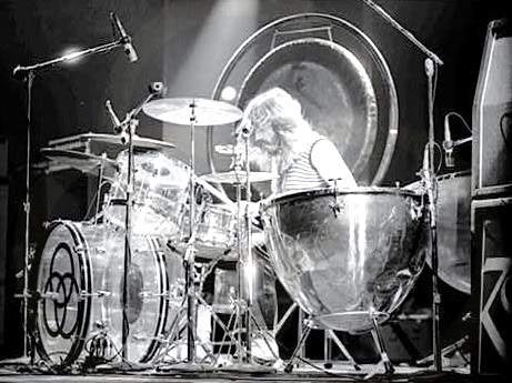 keith sorensen friday feature john bonham of led zeppelin. Black Bedroom Furniture Sets. Home Design Ideas