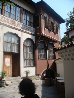 Plovdiv Eski Şehir'deki konaklar