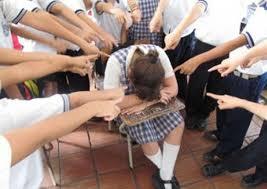 1b02a13bb La violencia en las escuelas. ¿sólo cosa de jovenes ...