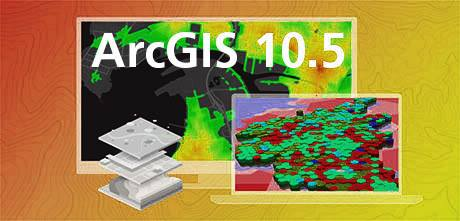 Download The ArcGIS Deskrop 10.5 with Automatically Crack Download Crack of ArcGIS 10.5
