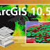 ArcGIS Desktop 10.5 with automatic crack