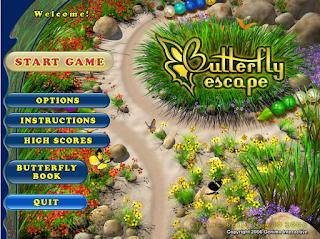 تحميل لعبة زوما الفراشة برابط مباشر Download Butterfly Escape