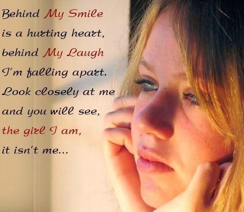 Sad Quotes About Depression: Depression Hurts (Depressing Quotes) 0083 5