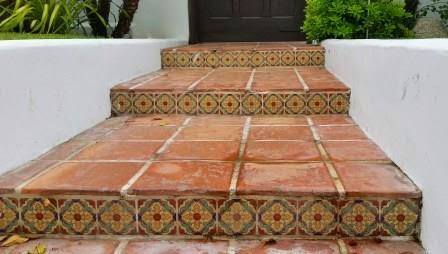 Saltillo tile exudes Old World charm