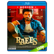 Raees (2017) BRRip 720p Audio Dual Latino-Hindú