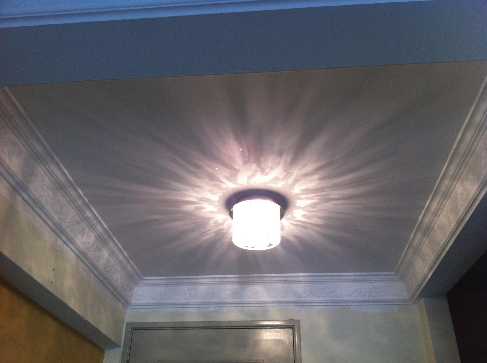 lampu foyer
