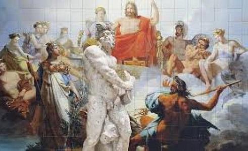 Yunan Mitolojisi Kısaca Bilgiler