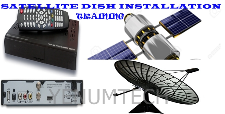 satellite installation training