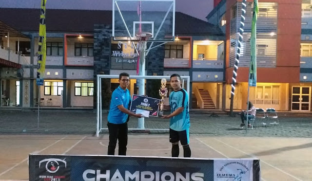 Turnamen Futsal di Widyagama